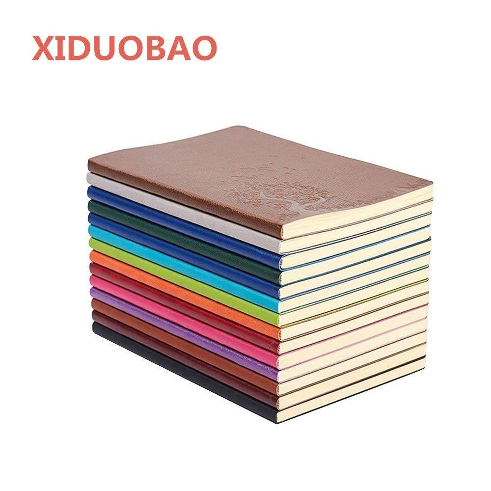 XIDUOBAO B6 Size PU Leather Writing