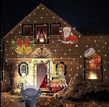 Proiettore Luci Natale Visto In Tv.Proiettore A Led Konesky Proiettore A Led Proiettore Di