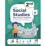 2nd Grade Social Studies: Daily Practice Workbook | 20 Weeks of Fun Activities | History | Civic and Government…