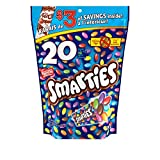 SMARTIES Snack Size, 20x10g, Multipack