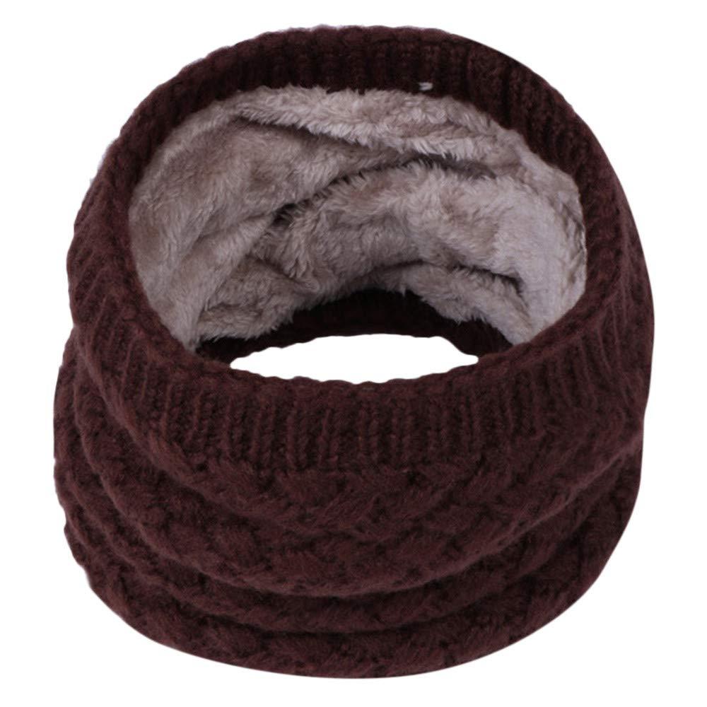 Baby Boy Girl Winter Neck Warmer//Neckerchief//Tube Snood Scarfs Gift Gemini/® Kids Cotton Scarf