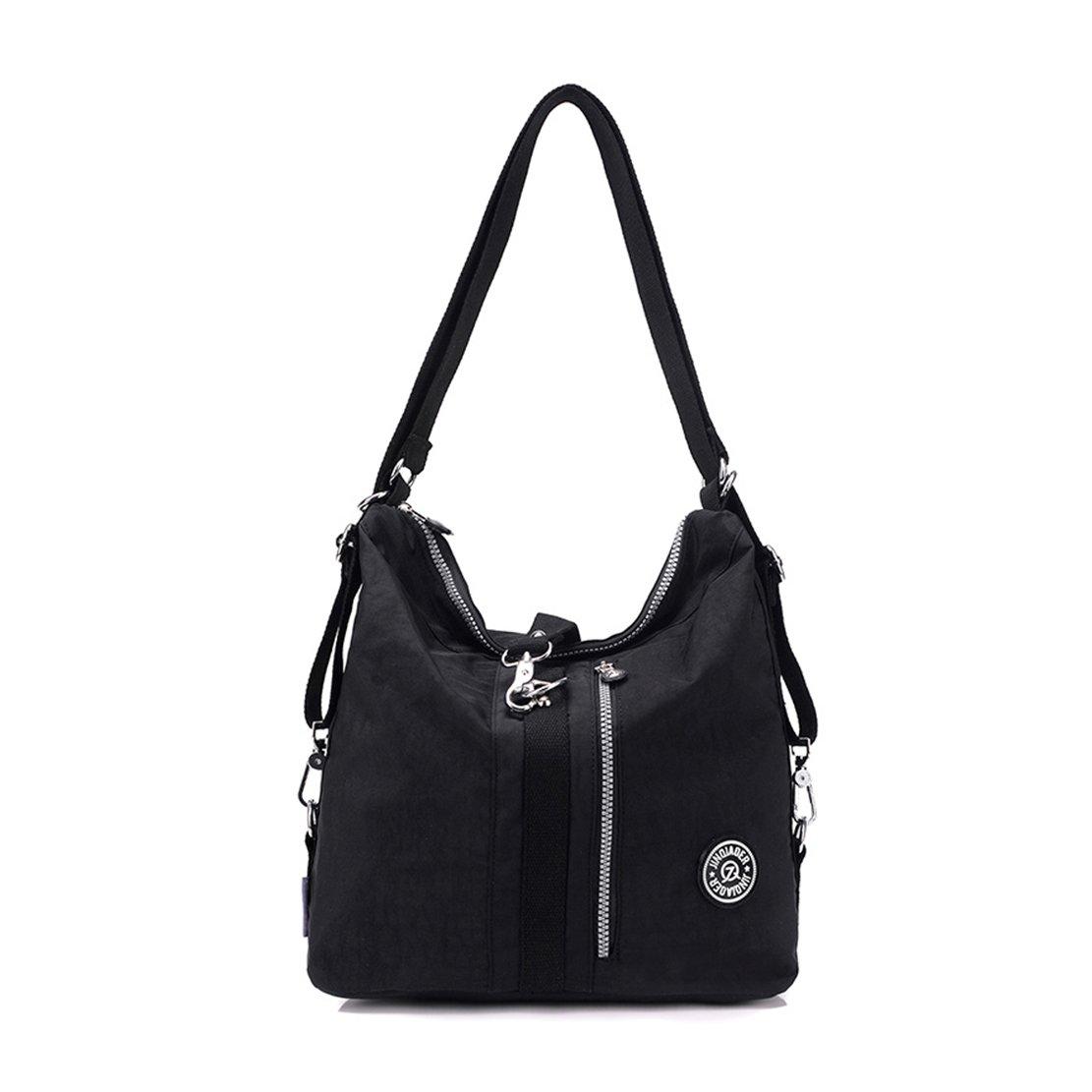 Fashion Waterproof Nylon Casual Travel lightweight Shoulder Bag Crossbody Bag Handbag Purse For Women and Girls