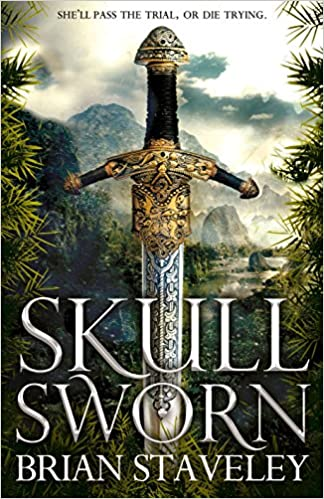 Skullsworn Book Cover