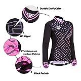 ZEROBIKE Women's Breathable Long Sleeve 3D Gel