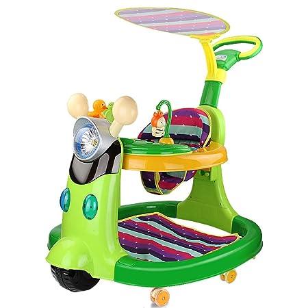 Andador de bebe Walker para niños 6/7-18 Meses antivuelco ...
