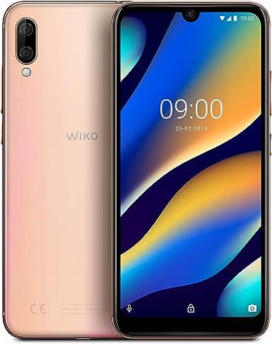 """WIKO View3 Lite - Smartphone de 6,09"""" HD+ IPS (Cámara Dual ..."""