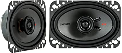 Review Kicker KSC4604 KSC460 4x6""