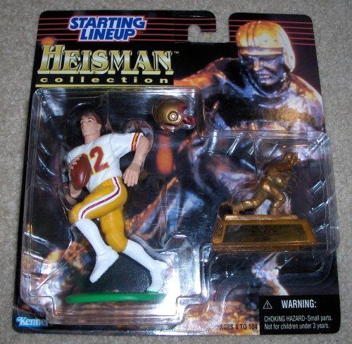 1997 Doug Flutie NFL Heisman Collection Starting Lineup ()
