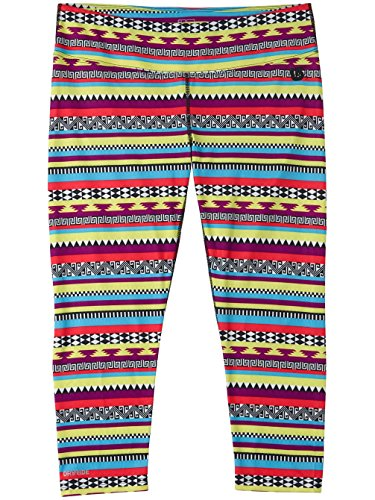 Burton Thermounterhose WB MDWT Capri - Pantalones de esquí para mujer mixtec