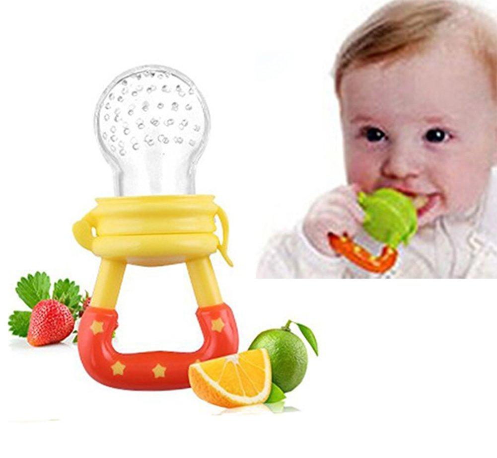 hosaire Baby chupete clip Attache SUCETTE Niños pezón comida ...