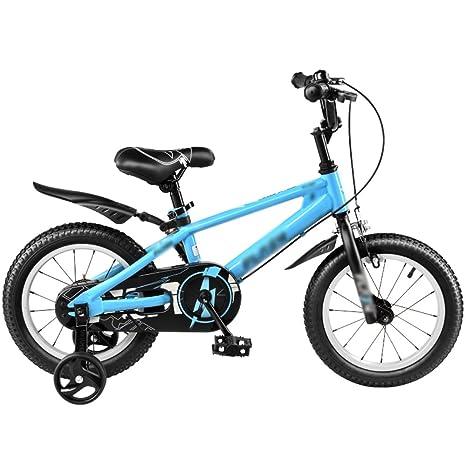 Bicicletas YANFEI Niños Carrito de bebé 12/14/16/18 Pulgadas ...