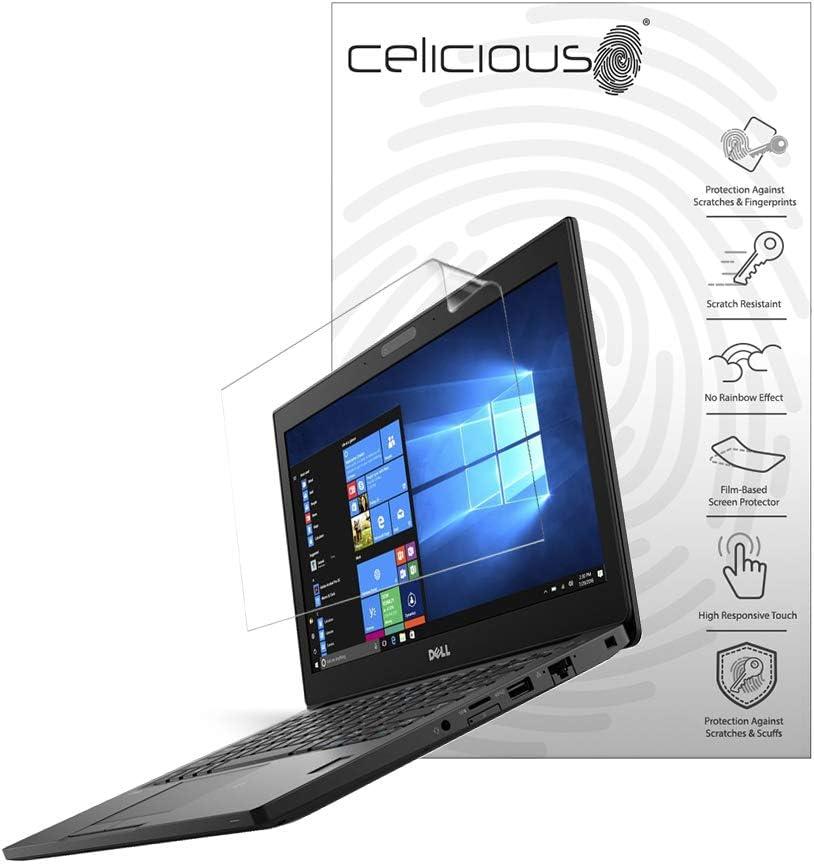 Celicious Matte Anti-Glare Screen Protector Film Compatible with Dell Latitude 12 7285 Pack of 2