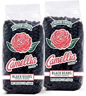 product image for Camellia Brand Dry Black Beans, 1 Pound (Pack of 2)