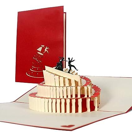 Partecipazioni Matrimonio 3d Divertenti Inviti Matrimonio