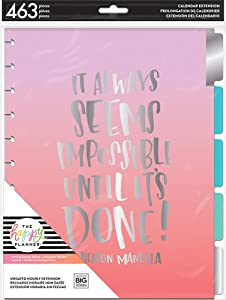 me & my BIG ideas The Happy Planner Month Hourly Extension Pack Big, Multi