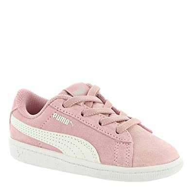 86c57311 Amazon.com: PUMA Vikky AC INF Girls' Infant-Toddler Sneaker: Shoes