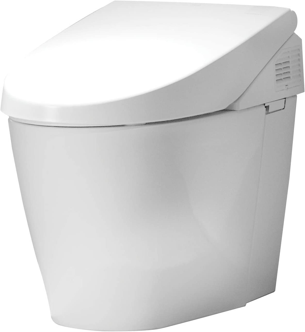 best tankless toilets: TOTO MS982CUMG#01 Neorest 550H