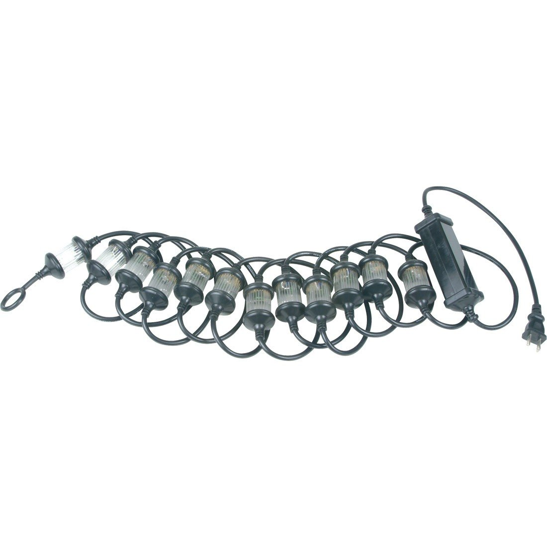 ADJ Products ADJ Flash Rope gives you 15.5 Feet of waterproof Strobe lighting you can use indoors by ADJ Products
