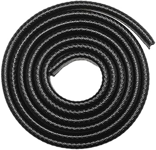 120Inch Weather Stripping Car Door Trunk Edge Rubber Seal Trim Lok Noise Control