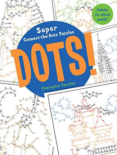 Dots!: Super Connect-the-Dots Puzzles]()