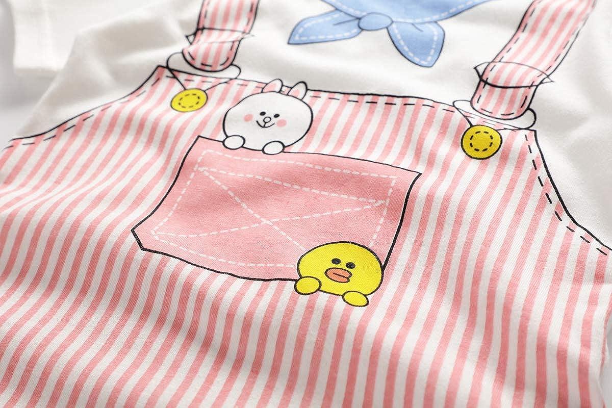 M RACLE Organic Cotton Baby Boys Girls Pajamas Set