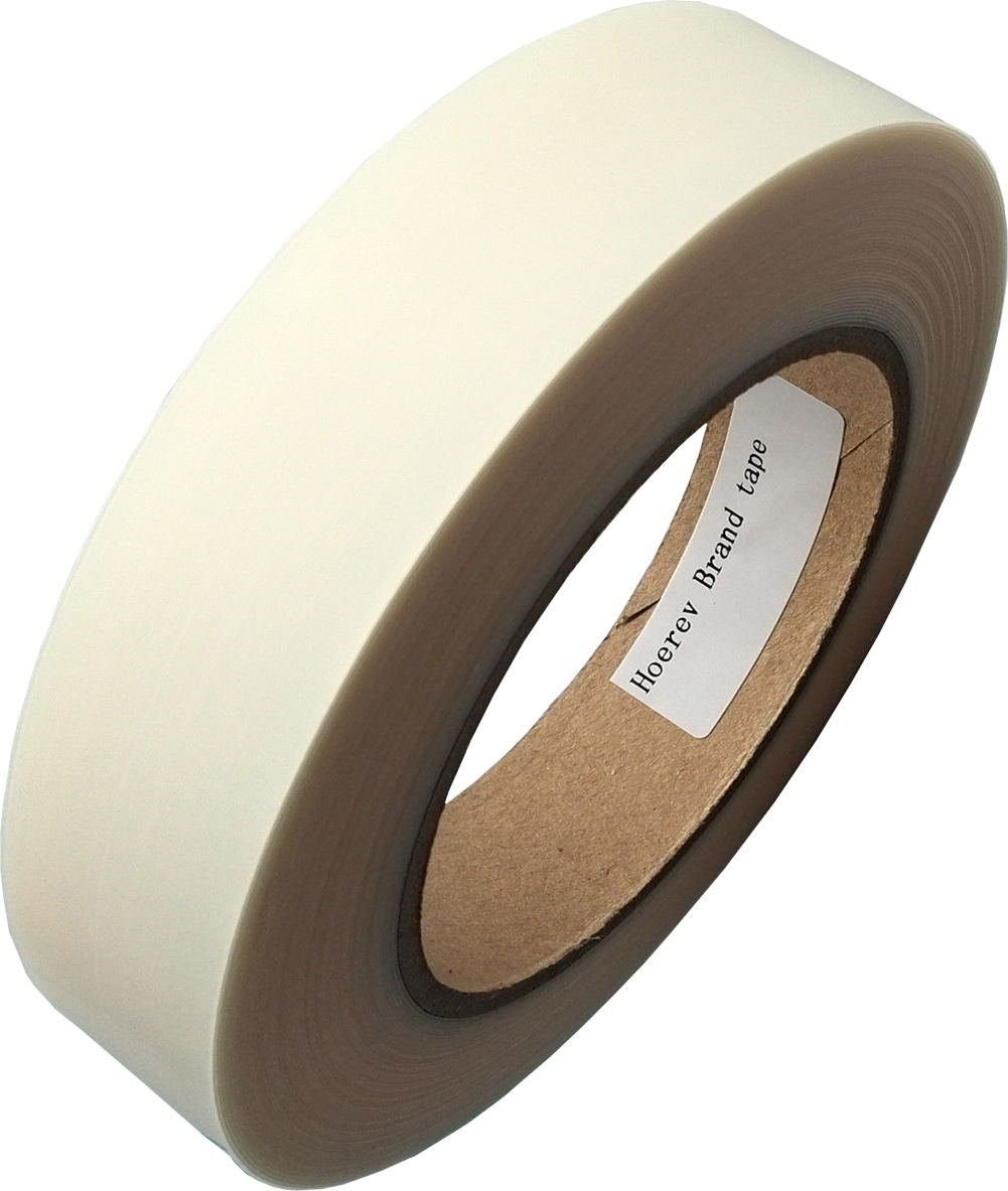 HOEREV UHMW PE Film Tape Transparent, Thickness 0.28mm, Length 16.4m
