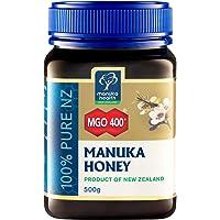 Manuka Health 蜜纽康 MGO400+麦卢卡蜂蜜500g(新西兰进口)