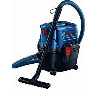 Bosch Vacuum Cleaner And Blower Gas 15 1100 Watt Blue And Black Amazon In Industrial Scientific