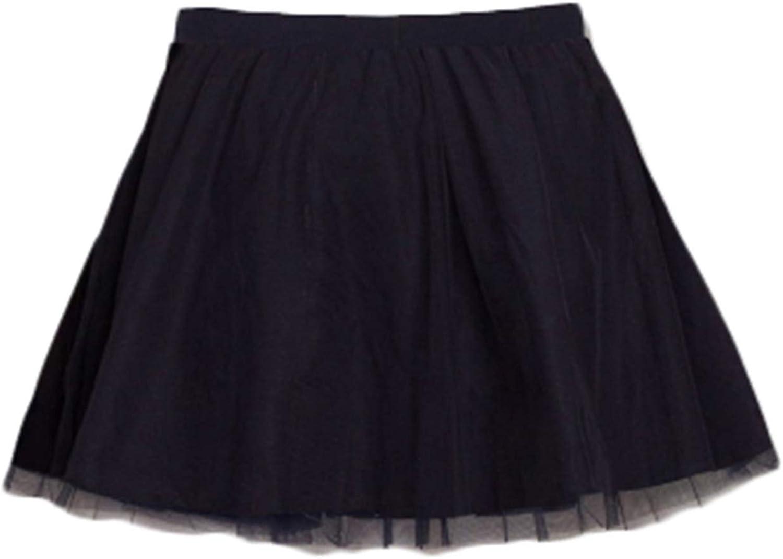 bossini Girls Skirt Tutu Dress Dancing Layered Chiffon Skirt Princess Party for Toddler Baby Girls