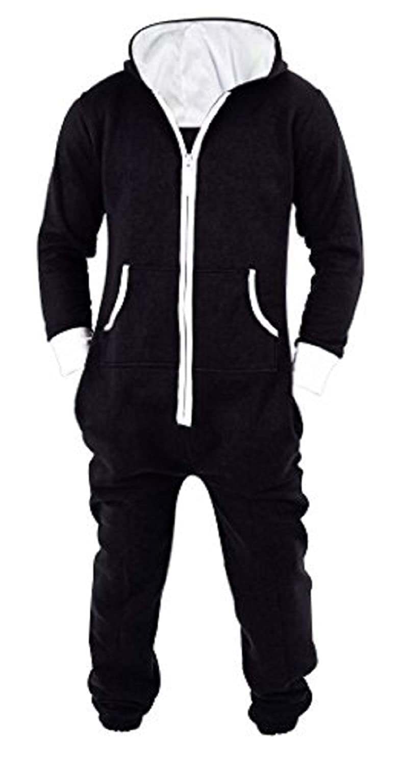Skylinewears Mens Unisex Onesie Jumpsuit One Piece Non Lx 517 Footed Pajama Playsuit Clothing