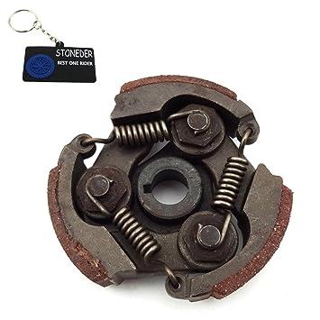 Clutch de embrague resistente Stoneder para motores de 2tiempos (motores 47cc