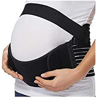 Maternity Support Belt- Breathable And Comfortable Pregnancy Support Belly Brace For Women- Waist/Back/Abdomen Band-Adjustable Size