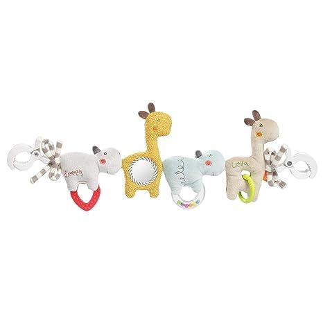Fehn 059137 Loopy & Lotta - Cadena para cochecito de bebé ...