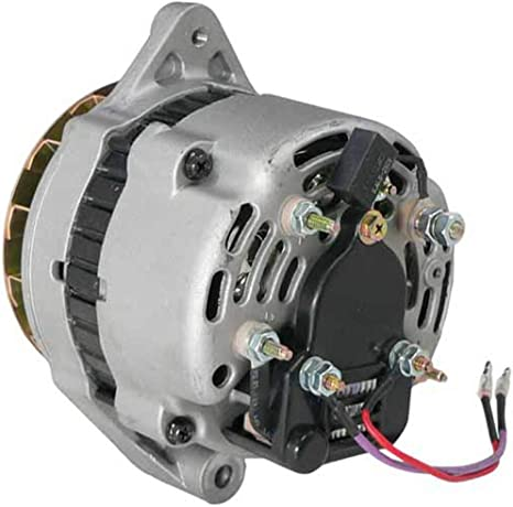 Alternator for Mercruiser OMC 1 Wire Delco Replacement replaces 78403A1 3860769