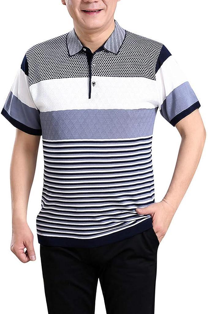 丨chaleco Negro 丨camiseta Hombre Manga corta丨polos hombre丨ropa ...