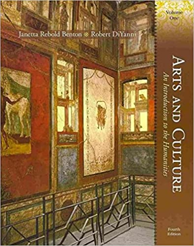 ARTS & CULTURE VOLUME 1& MUSIC HUMNTS CD (4th Edition)