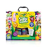 Best Kid Art Supplies - Crayola 04-2545 Silly Scents Mini Inspiration Art Case Review