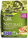 Purina Cat Chow Naturals Cat Food Plus Vitamins & Minerals, 3.15 lb
