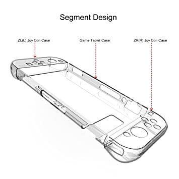 Amazon Com Kungber Anti Scratch Hard Back Case Cover For Nintendo
