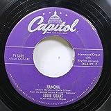 EDDIE GRANT 45 RPM RAMONA / CUMANA