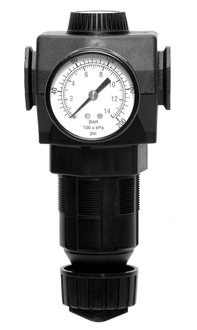 Knob Adjustment Port 2 Threaded 3//8 Port 1 Threaded 3//8 Pressure Range 0-125 psig No Gauge Ross Controls MD452KBSB32D Regulator MD4 Series Diaphragm Valve Standard Flow NPT Port 1 Threaded 3//8 Port 2 Threaded 3//8 0-8.6