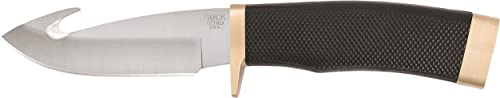 Buck Knives 0691BKG Buck Zipper Fixed Blade Knife with Guthook