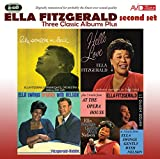 Image of Three classic albums plus - Ella Fitzgerald