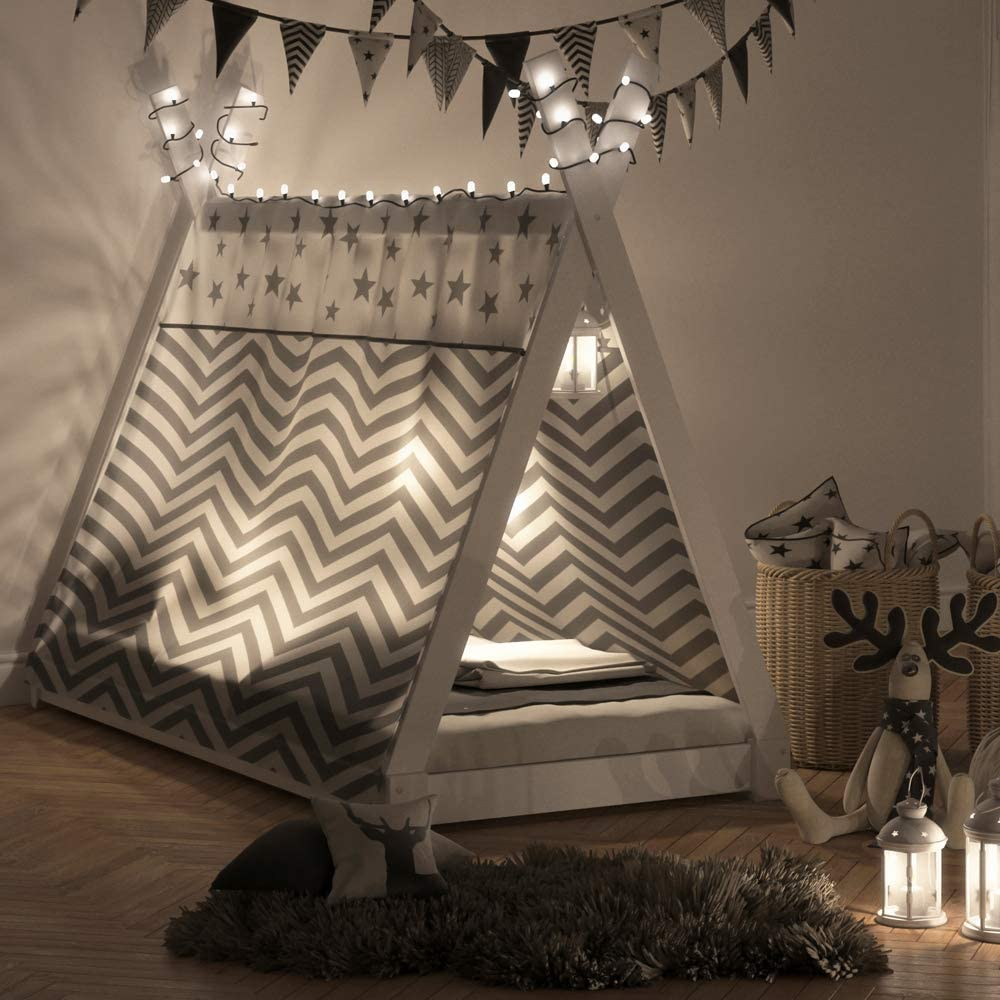Tipi Bett für Kinder