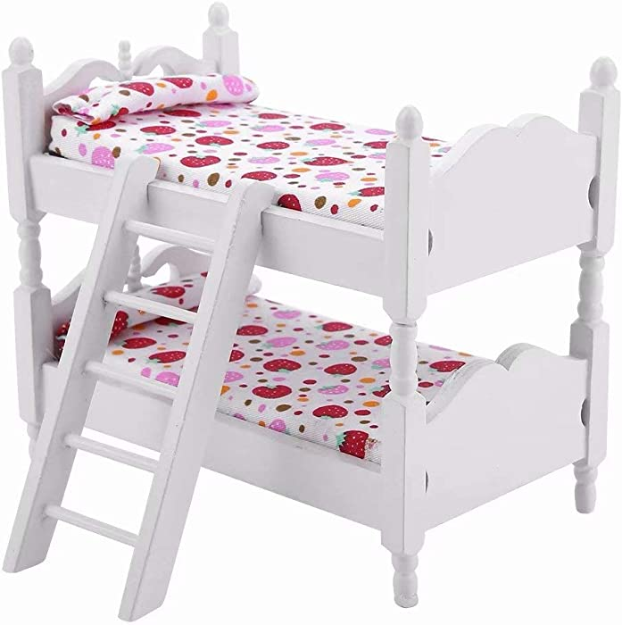 The Best Dollhouse Furniture Twin Size Beds 1 12 Scale