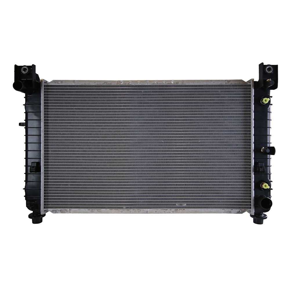 Prime Choice Auto Parts RK878 Aluminum Radiator w/28 1/4 Inches Between Tanks