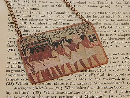 Ancient Egyptian necklace Egyptian
