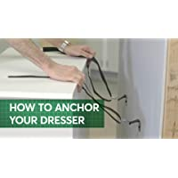 How to Anchor Furniture to Avoid Tip-Overs