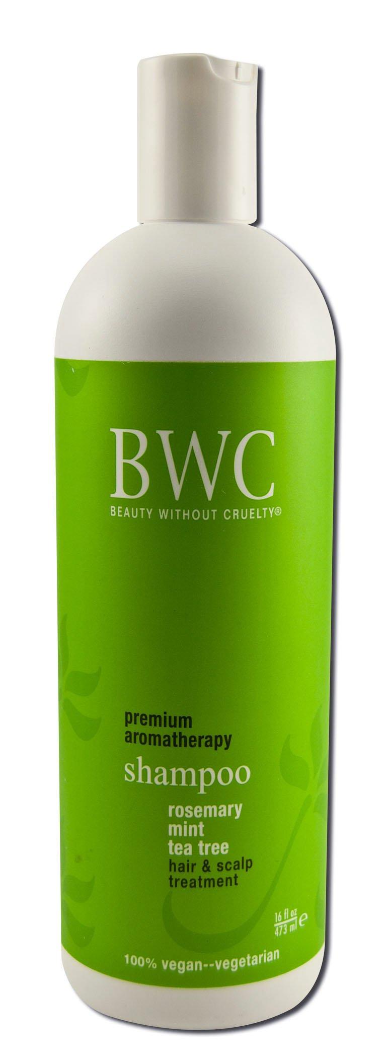 Beauty Without Cruelty Rosemary/mint/tea Tree Shampoo 16 fl oz