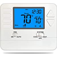 Thermostat Programmable 1H / 1C